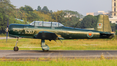 5307 - Nanchang PT-6A - Bangladesh - Air Force