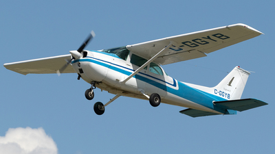 C-GGYB - Cessna 172M Skyhawk II - Private