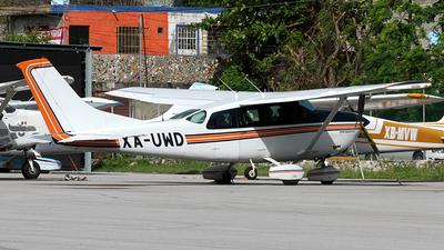 XA-UWD - Cessna TU206G Turbo Stationair - Private