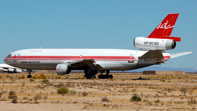 UP-DC102 - McDonnell Douglas DC-10-40(F) - Deta Air