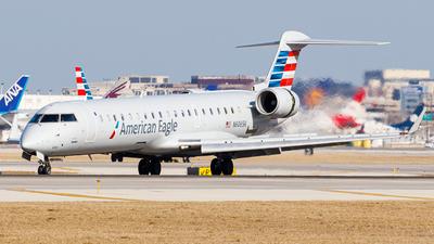 N606SK - Bombardier CRJ-701ER - American Eagle (SkyWest Airlines)