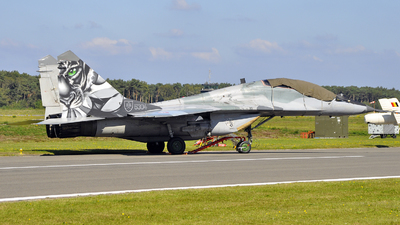 5304 - Mikoyan-Gurevich MiG-29UBS Fulcrum B - Slovakia - Air Force