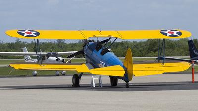 A picture of N28024 - BoeingStearman Model 75 - [752799] - © Jeremy D. Dando