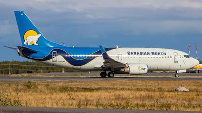 C-GICN - Boeing 737-36Q - Canadian North