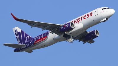 B-LCC - Airbus A320-232 - Hong Kong Express