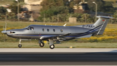 D-FNAH - Pilatus PC-12/47E - Private