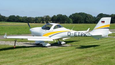 D-ETPK - Aquila A210 - Private