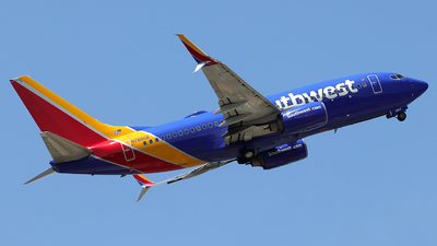 N7860A - Boeing 737-79P - Southwest Airlines