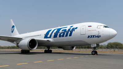 A picture of VPBAL - Boeing 767224(ER) - UTair - © Shrey Chopra