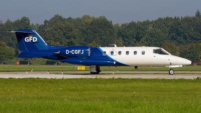 D-CGFJ - Bombardier Learjet 35A - Gesellschaft für Flugzieldarstellung (GFD)