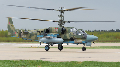 RF-90391 - Kamov Ka-52 Alligator - Russia - Air Force