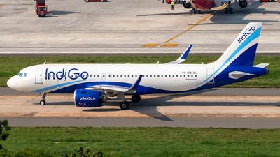 A picture of VTITO - Airbus A320271N - IndiGo - © Sandeep Pilania