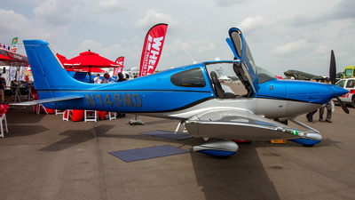 N148MD - Cirrus SR22T-GTS Platinum - Private