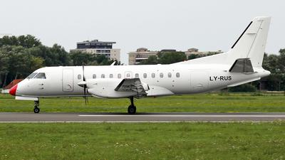 LY-RUS - Saab 340A - Danish Air Transport (DAT)