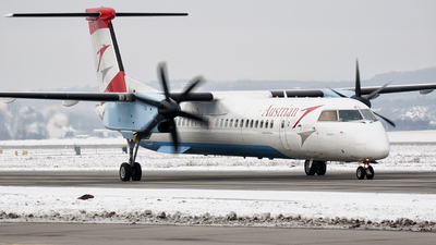 OE-LGG - Bombardier Dash 8-Q402 - Austrian Airlines (Tyrolean Airways)