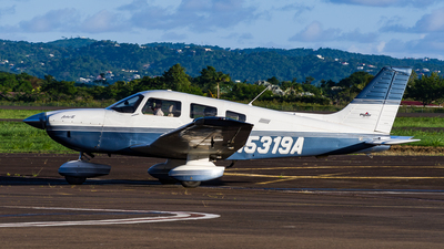 A picture of N5319A - Piper PA28181 Archer III - [2843435] - © Maxime CERTAIN-MESSAGER