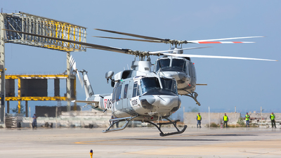 1206 - Bell 412EP - Mexico - Air Force