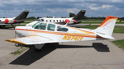 N9741Y - Beechcraft 35-B33 Debonair - Private