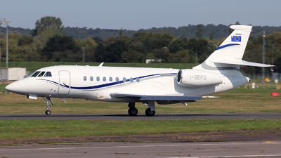 I-GEFD - Dassault Falcon 2000 - Air One Executive