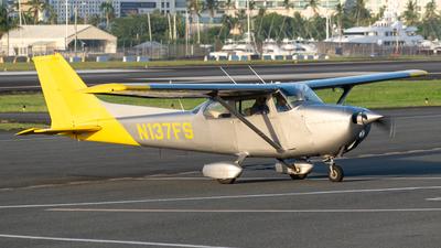 N137FS - Cessna 172M Skyhawk - Private