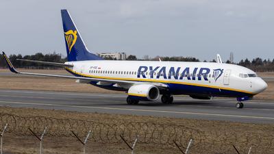 A picture of SPRSE - Boeing 7378AS - Ryanair - © Jarek Siejakowski