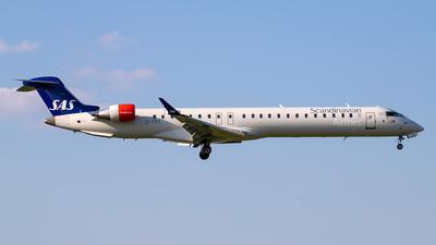EI-FPX - Bombardier CRJ-900LR - Scandinavian Airlines (Cityjet)