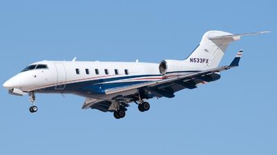 N533FX - Bombardier BD-100-1A10 Challenger 300 - Bombardier Flexjet
