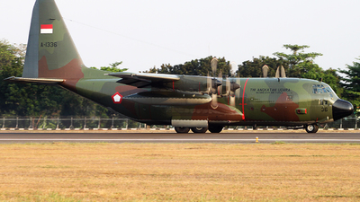 A-1336 - Lockheed C-130H Hercules - Indonesia - Air Force