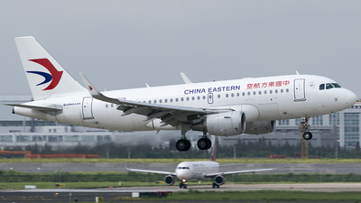 B-8379 - Airbus A319-115 - China Eastern Airlines