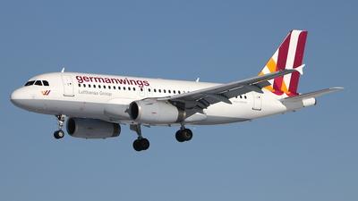 D-AGWB - Airbus A319-132 - Germanwings