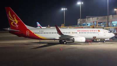 B-1903 - Boeing 737-86J - Chang'an Airlines