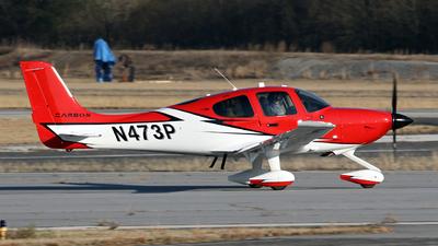 N473P - Cirrus SR22T-GTS G6 Carbon - Private