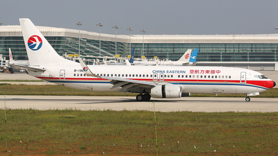 B-1961 - Boeing 737-89P - China Eastern Airlines