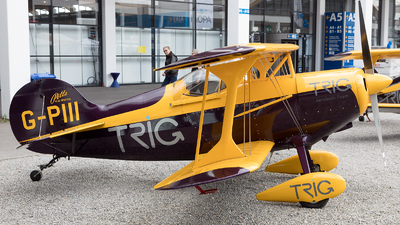 G-PIII - Pitts S-1D Special - Private