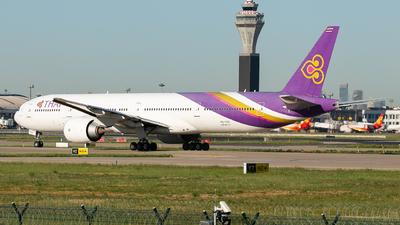 HS-TKP - Boeing 777-3ALER - Thai Airways International