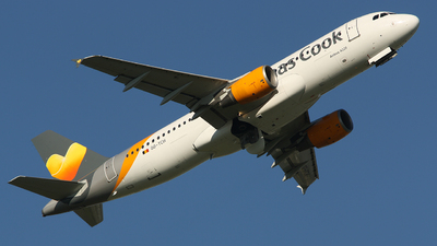 OO-TCH - Airbus A320-214 - Thomas Cook Airlines Belgium