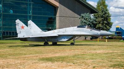 041 - Mikoyan-Gurevich MiG-29 Fulcrum - Russia - Air Force