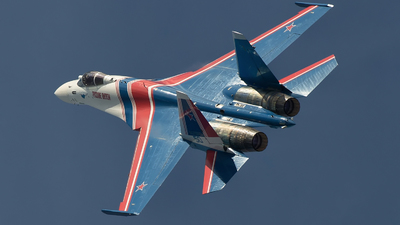 50 - Sukhoi Su-35S - Russia - Air Force
