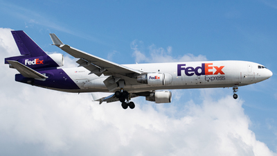 N623FE - McDonnell Douglas MD-11(F) - FedEx