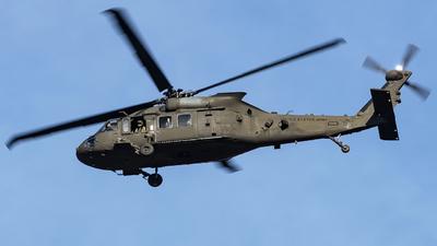 09-20183 - Sikorsky UH-60M Blackhawk - United States - US Army
