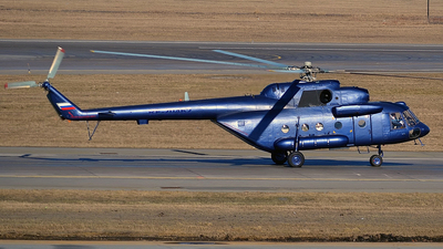 RF-20462 - Mil Mi-8MT Hip - Russia - Federal Security Service