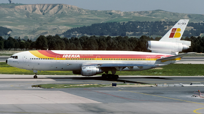 EC-DEA - McDonnell Douglas DC-10-30 - Iberia
