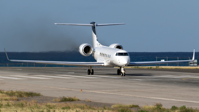 N671BB - Gulfstream G550 - Private