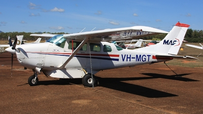 VH-MGT - Cessna TU206G Turbo Stationair - Mission Aviation Fellowship (MAF)