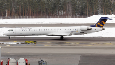 D-ACNF - Bombardier CRJ-900 - Eurowings