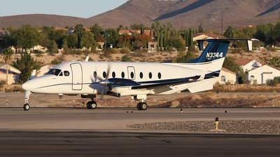 N3344 - Beech 1900D - Private