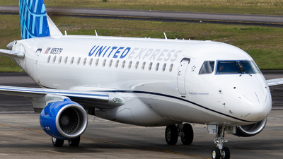 A picture of N85379 - Embraer E175LL - United Airlines - © Gui Spotter