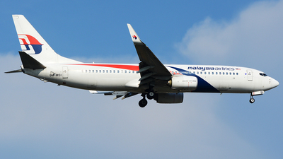 9M-MSI - Boeing 737-8H6 - Malaysia Airlines