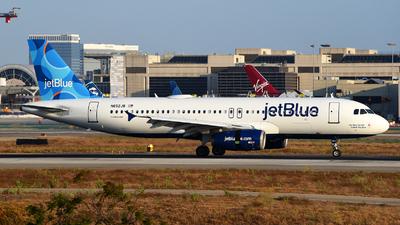N652JB - Airbus A320-232 - jetBlue Airways