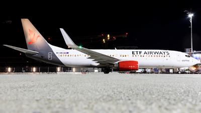9A-ABC - Boeing 737-8Q8 - ETF Airways